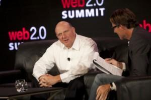 Steve Ballmer at Web 2.0 Conference