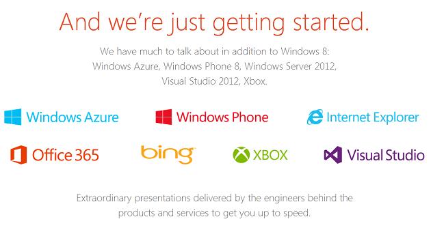 MS Build 2012