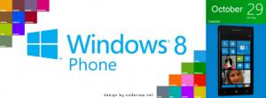 Windows Phone 8 Release