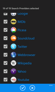 Central Search for Windows Phone Providers 2