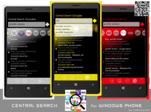 Central Search for Windows Phone v1.3