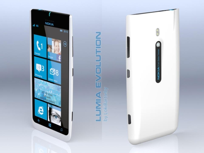 Nokia Lumia Evolution