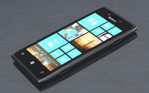 Nokia Lumia M (Front)