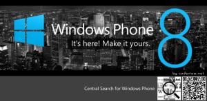 Windows Phone 8 It's here!
