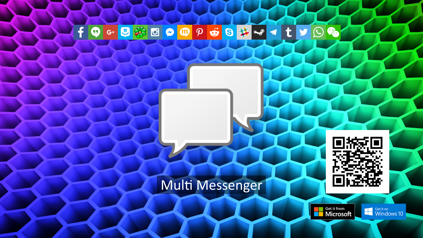 Multi Messenger for Windows 10
