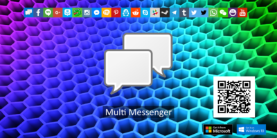 Mullti Messenger v1.3 for Windows 10